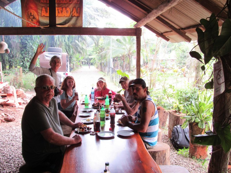 Brad-and-his-group-at-Kokys