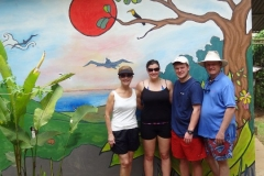 Gail, Mac, Kate and Duncan from Arkansas - Tulemar