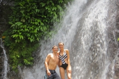 Honeymooners Ryan and Cassie from San Diego - Tulemar